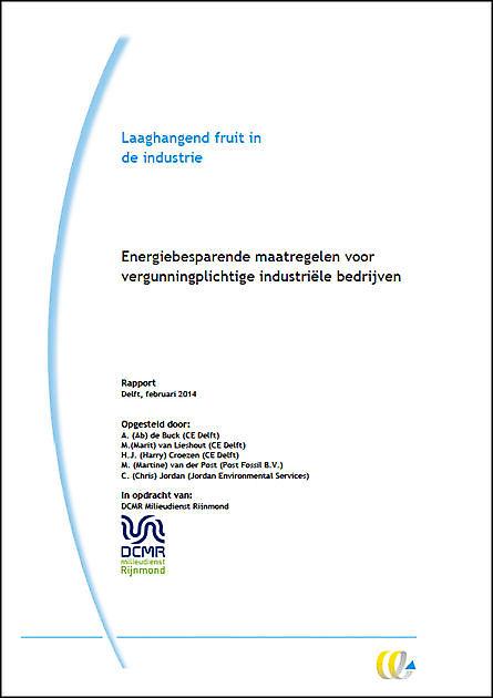 Laaghangend fruit in industrie - VIB Ondernemers in het Thermisch Isolatiebedrijf