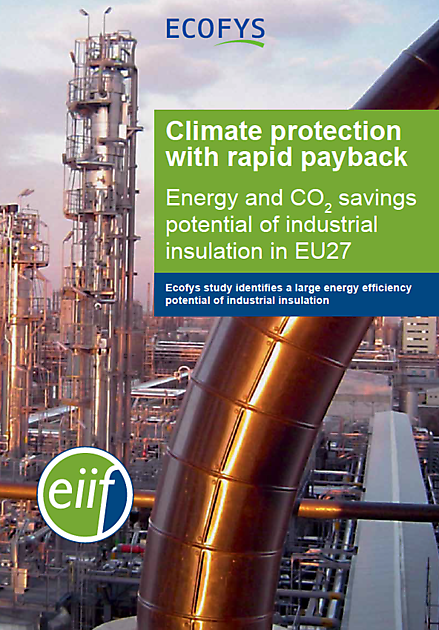 Ecofys study: Climate protection with rapid payback - VIB Ondernemers in het Thermisch Isolatiebedrijf