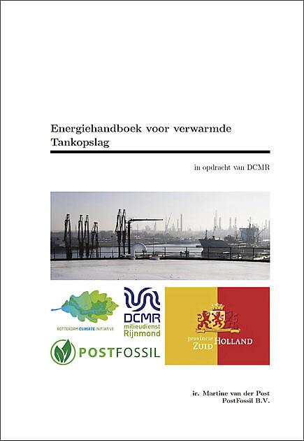 Handboek energiebesparing voor verwarmde tankopslag - VIB Ondernemers in het Thermisch Isolatiebedrijf