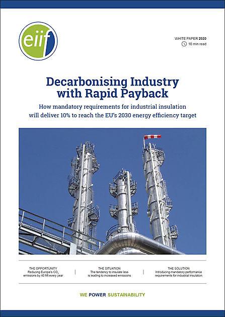 EiiF White Paper 2020 - VIB Ondernemers in het Thermisch Isolatiebedrijf
