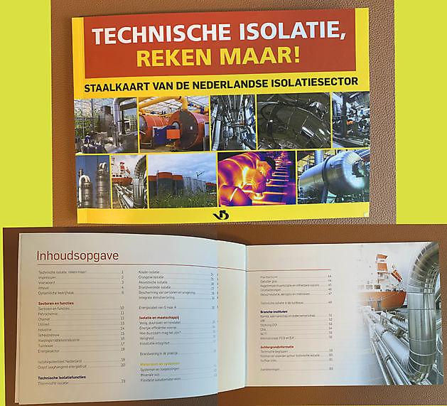 Staalkaart van Isolatietechnieken en -materialen - VIB Ondernemers in het Thermisch Isolatiebedrijf