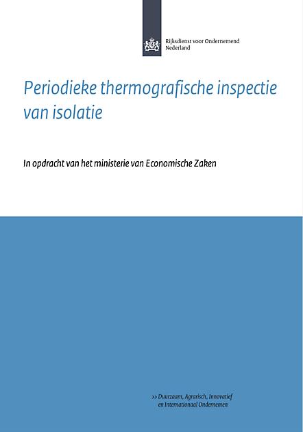 Periodieke thermografische inspectie van isolatie - VIB Ondernemers in het Thermisch Isolatiebedrijf