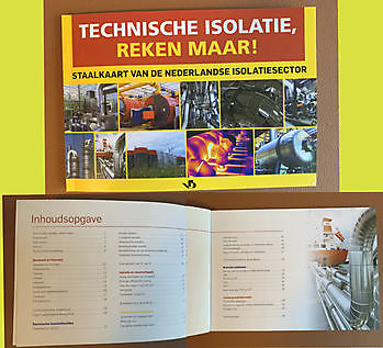 Staalkaart van Isolatietechnieken en -materialen VIB Ondernemers in het Thermisch Isolatiebedrijf